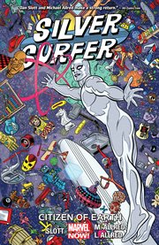 Silver surfer. Volume 4, issue 1-5 cover image