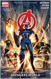 Avengers. Volume 1, issue 1-6, Avengers world cover image