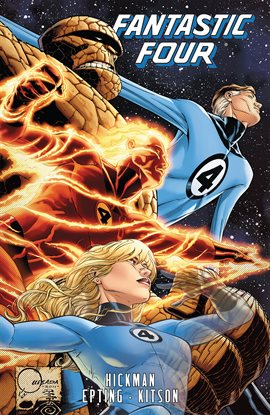 Cover image for Fantastic Four By Jonathan Hickman Vol. 5