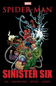 Spider-Man : Sinister six cover image