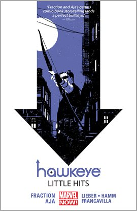 Cover image for Hawkeye Vol. 2: Little Hits