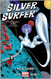 Silver Surfer. Volume 1, issue 1-5, New dawn cover image