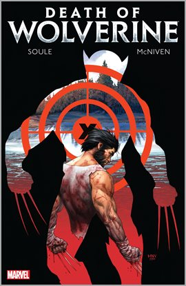Cover image for Death Of Wolverine
