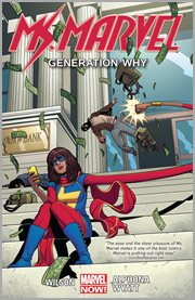 Ms. Marvel. Volume 2, issue 6-11, Generation why cover image