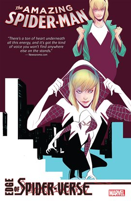 Cover image for Amazing Spider-Man: Edge Of Spider-Verse