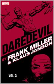 Daredevil by Frank Miller & Klaus Janson. Issue 185-191, 219 cover image