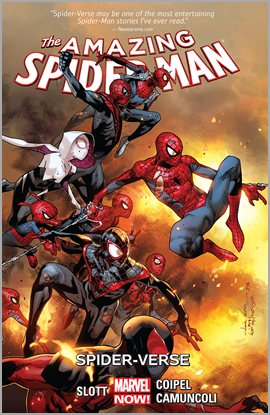 Cover image for Amazing Spider-Man Vol. 3: Spider-Verse