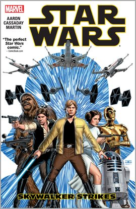 Star Wars, book cover