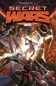 Secret Wars. Issue 1-9 cover image