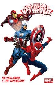 Marvel ultimate Spider-Man Avengers assemble cover image