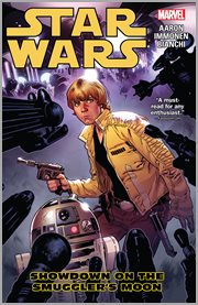 Star Wars. Volume 2, issue 7-12, Showdown on Smuggler's Moon cover image