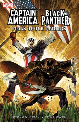 Cover image for Captain America/Black Panther: Flags of Our Fathers