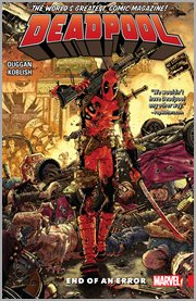 Deadpool. Volume 2, issue 6-7, World's greatest cover image