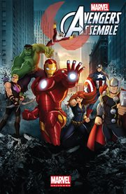 Marvel Universe Avengers assemble. Volume 1, issue 1-4 cover image