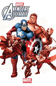 Avengers assemble. Volume 2, issue 5-8 cover image