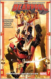 Deadpool, world's greatest, vol. 4 : temporary insanitation. Issue 13 cover image