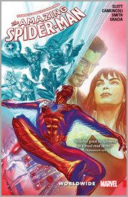 The amazing Spider-Man : worldwide. Volume 3, issue 12-15 cover image