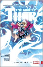 The mighty Thor. Volume 2, issue 6-12, Lords of Midgard cover image