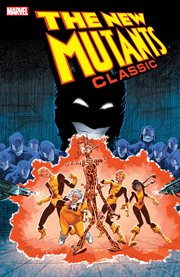 New Mutants classic. Volume 7, issue 48-54 cover image
