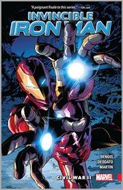 Iron Man, vol. 3 : Civil War II. Issue 12-14 cover image