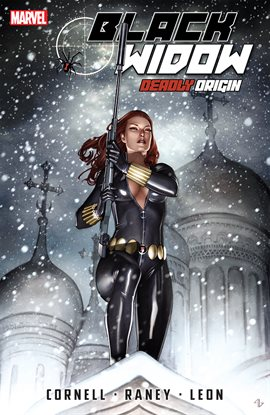 Cover image for Black Widow: Deadly Origin