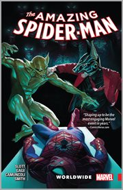 The amazing Spider-Man. Volume 5, Worldwide cover image