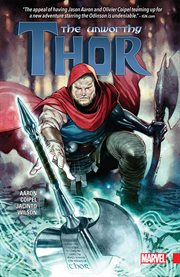 The unworthy Thor. Issue 1-5 cover image
