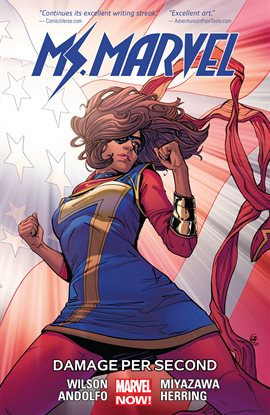 Cover image for Ms. Marvel Vol. 7: Damage Per Second