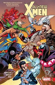 All-New X-Men: Inevitable Vol. 4 - Ivx