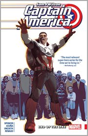 Captain America : Sam Wilson. Volume 5, issue 18-21, End of the line cover image
