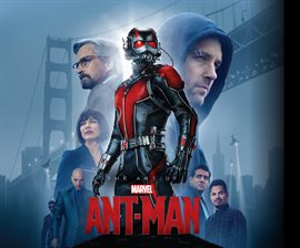 Cover image for The Art of Marvel Studios: Ant-Man