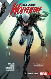 All-new Wolverine. Volume 4, issue 19-24 cover image