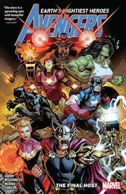 The Avengers. Volume 1, issue 1-6, The final host cover image