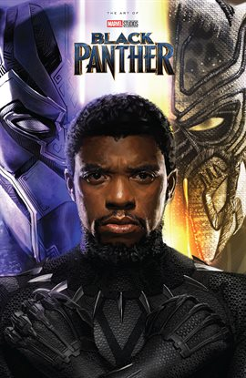 Cover image for The Art of Marvel Studios: Black Panther