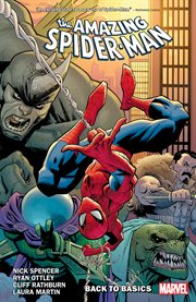 Amazing spider-man by nick spencer vol. 1: back to basics. Issue 1-5 cover image