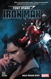 Tony Stark, Iron Man. Volume 1, issue 1-5, Self-made man cover image