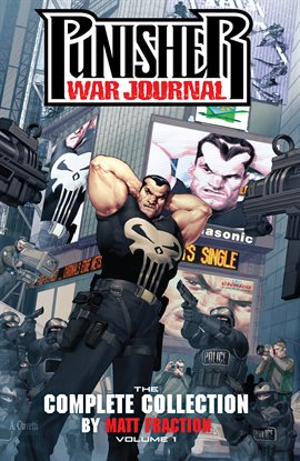 Cover image for Punisher War Journal by Matt Fraction: The Complete Collection Vol. 1
