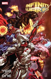 Infinity warps : two-in-one. Issue 1-2 cover image