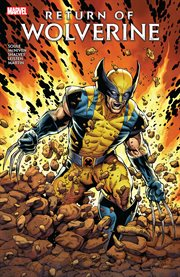 Return of Wolverine. Issue 1-5 cover image