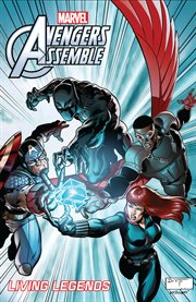Avengers assemble: living legends cover image
