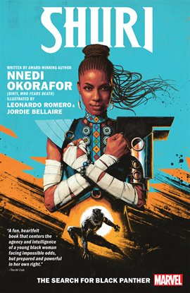 Shuri Vol. 1: The Search For Black Panther