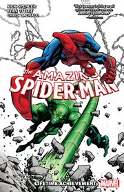 Amazing spider-man by nick spencer. Issue 11-15 cover image