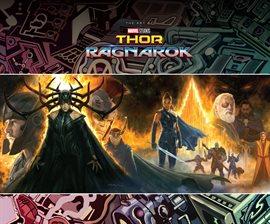 Cover image for The Art of Marvel Studios: Thor: Ragnarok