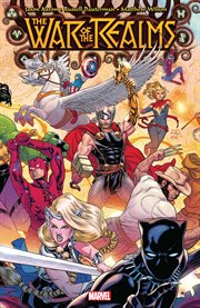 The war of the realms. Issue 1-6 cover image