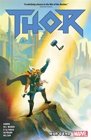 Thor. Volume 3, issue 12-16, War's end cover image