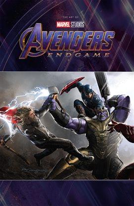 The Art of Marvel Studios: Avengers Endgame