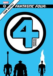 Fantastic four. Issue 1-2 cover image