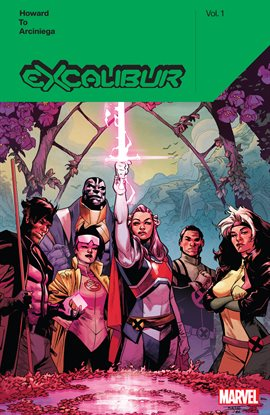 Excalibur by Tini Howard Vol. 1
