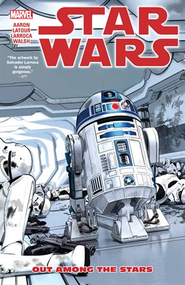 Cover image for Star Wars Vol. 6: Out Among the Stars
