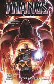 Thanos. Issue 13-18. Thanos wins cover image
